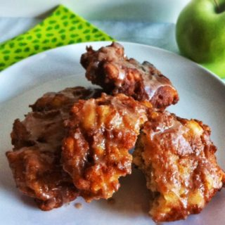Cook's Country Apple Fritters