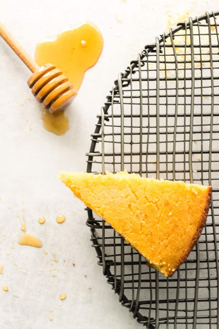 Honey Cornbread Recipe 6 - Brown Butter Honey Cornbread