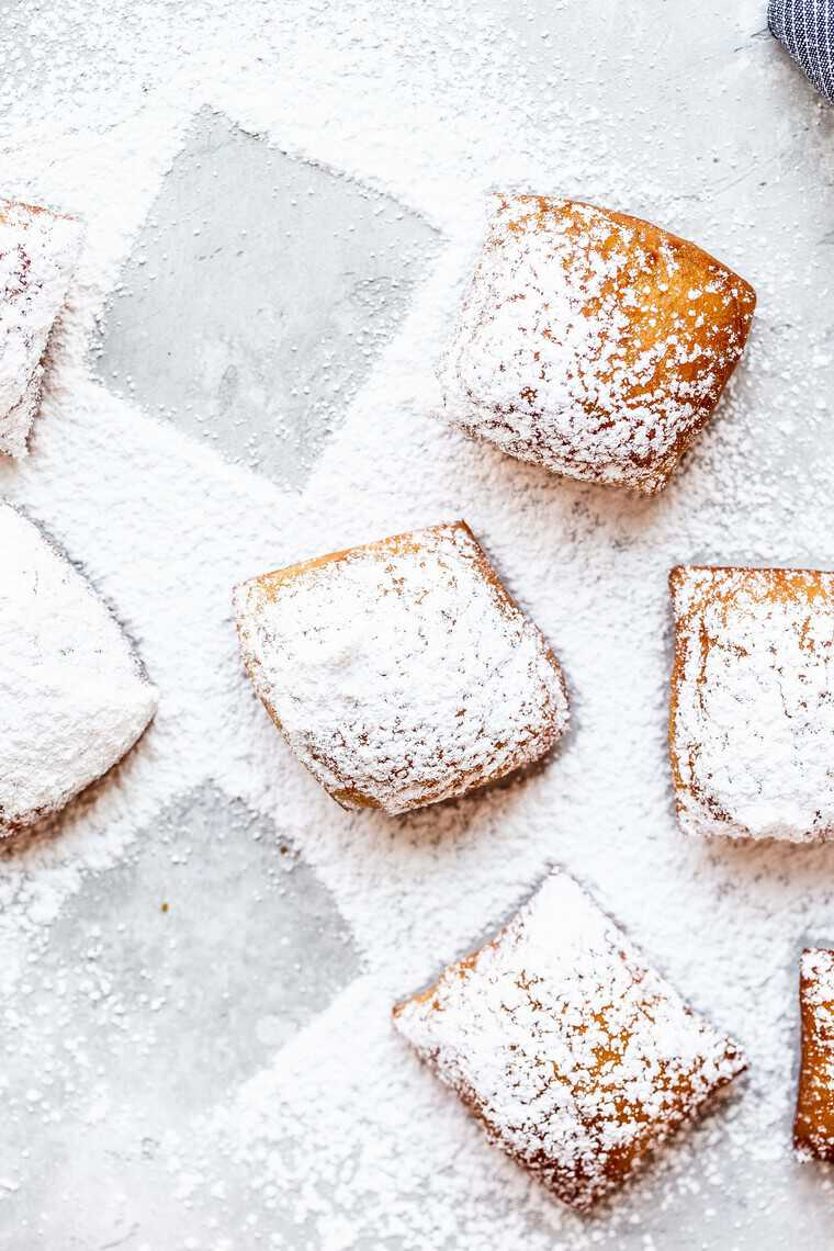 New Orleans Recipe 4 - The BEST New Orleans Beignets Recipe