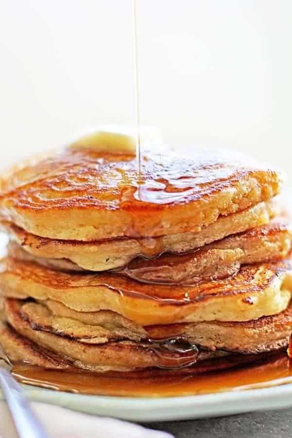 Best Classic Pancakes Recipe | Grandbaby Cakes