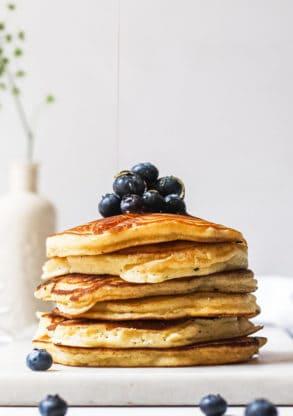 Classic Pancakes new2 293x416 - Perfect Classic Pancakes Recipe