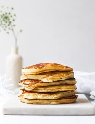 Classic Pancakes new3 321x416 - Perfect Classic Pancakes Recipe