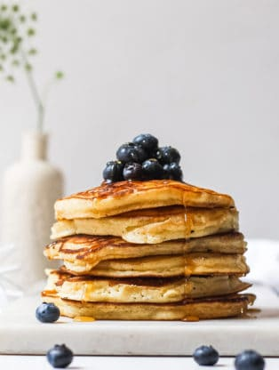 Classic Pancakes new4 314x416 - Perfect Classic Pancakes Recipe