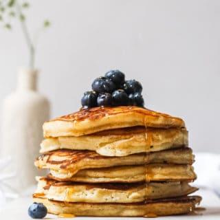 Classic Pancakes new4 320x320 - Perfect Classic Pancakes Recipe