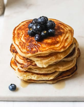 Classic Pancakes new5 328x416 - Perfect Classic Pancakes Recipe