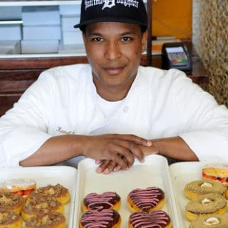 Interview with Sublime Doughnuts' Kamal Grant