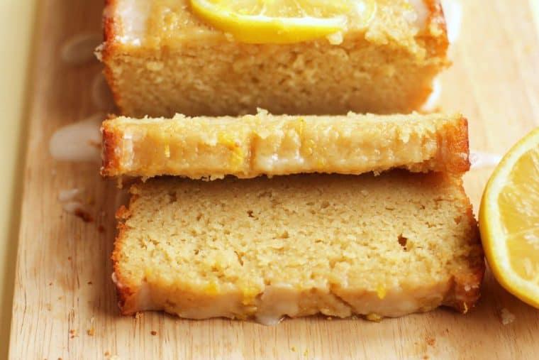 Loaf Cake Recipes Lemon: Healthier Lemon Loaf Cake
