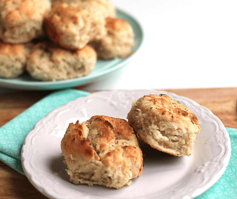 herb cheese biscuits by grandbaby cakes - Big Mama's Biscuits Turned Up- Herb Cheese Biscuits