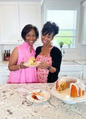 Cinnamon Roll Pound Cake 3 1 301x416 - Cinnamon Roll Pound Cake