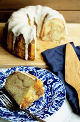 Cinnaon Roll Pound Cake 1 272x416 - Cinnamon Roll Pound Cake