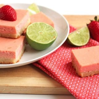 Pillsbury Strawberry Margarita Cheesecake Bars