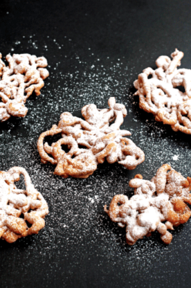 funnel cakes 3 276x416 - Homemade Funnel Cakes