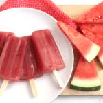 watermelon sweet tea popsicles