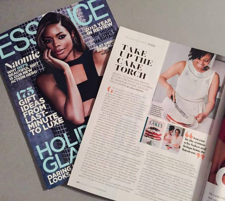 Essence December 2015 Issue