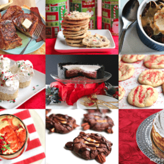 Holiday Desserts for Christmas and New Year's