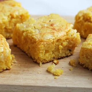 The BEST Mexican Cornbread Recipe on the Web! So Moist, flavorful and delicious! Grandbaby Cakes (grandbaby-cakes.com)