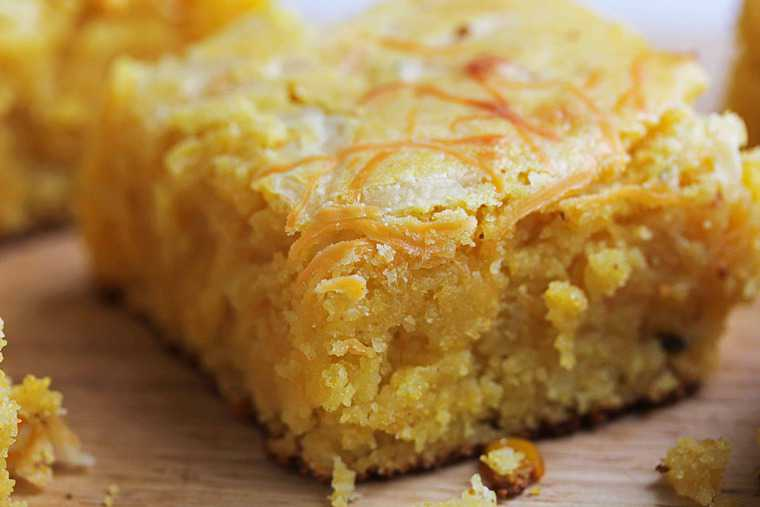 Pictures Of Corn Bread Basic buttermilk corn bread recipes ...