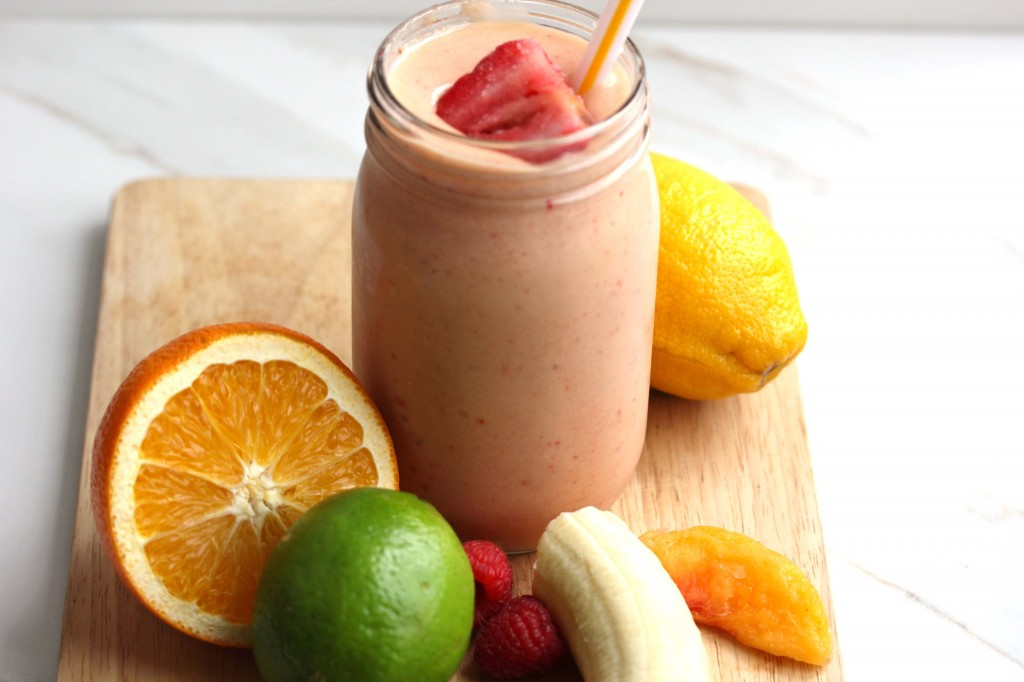 the whatever guide to smoothies