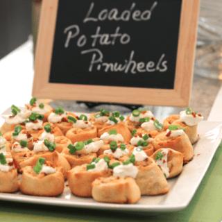 Pillsbury Loaded Potato Pinwheels