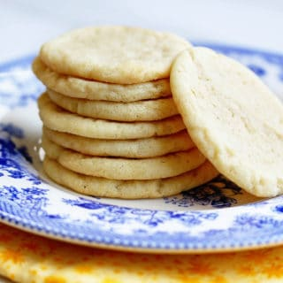 Southern Tea Cakes Recipe | Grandbaby Cakes