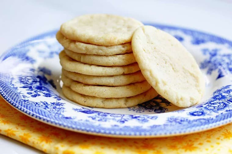 The best (and easiest) Southern Tea Cakes Recipe (or tea cake cookies recipe) is here!  You will feel like you are right in the South after making and serving these, not to mention eating them.