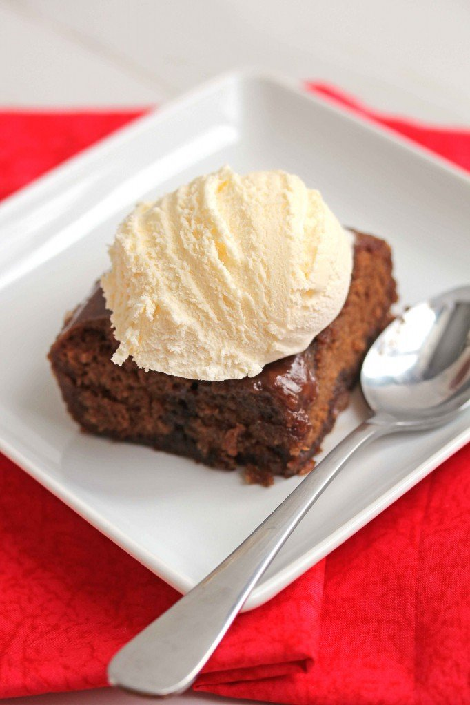Coca Cola Cake Recipe - If you love the Cracker Barrel version, you will adore this decadent, moist, fudgy and chocolatey coke cake recipe!  Absolutely irresistible!