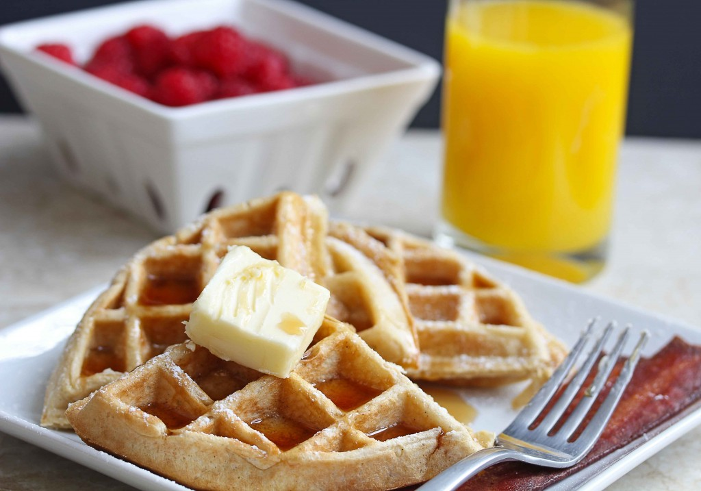 Old fashioned buttermilk waffles are one of the best breakfast meals ...