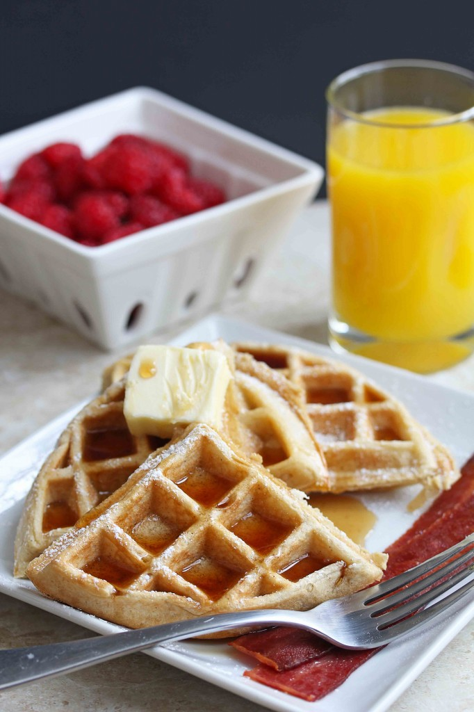 America S Test Kitchen Easy Buttermilk Waffles