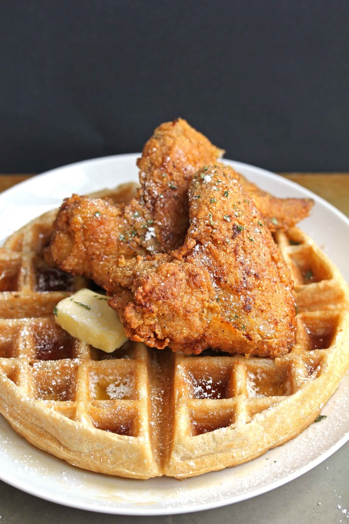 ... waffles melba wilson s southern fried chicken and eggnog waffles