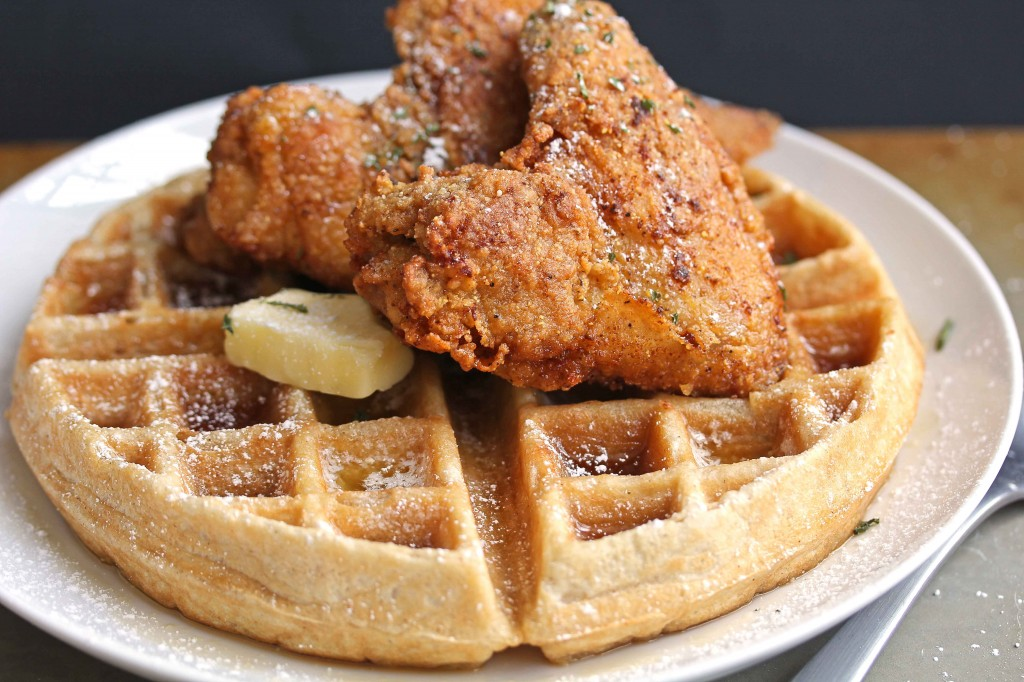 chicken and waffles? If not, get started with my Buttermilk Waffles ...