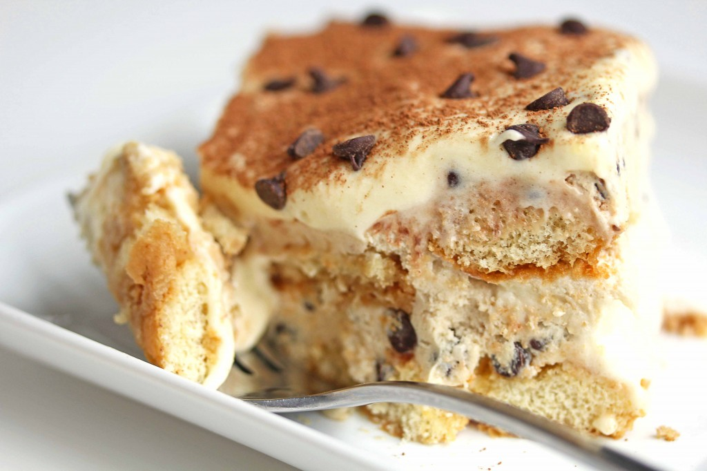 cookie dough tiramisu