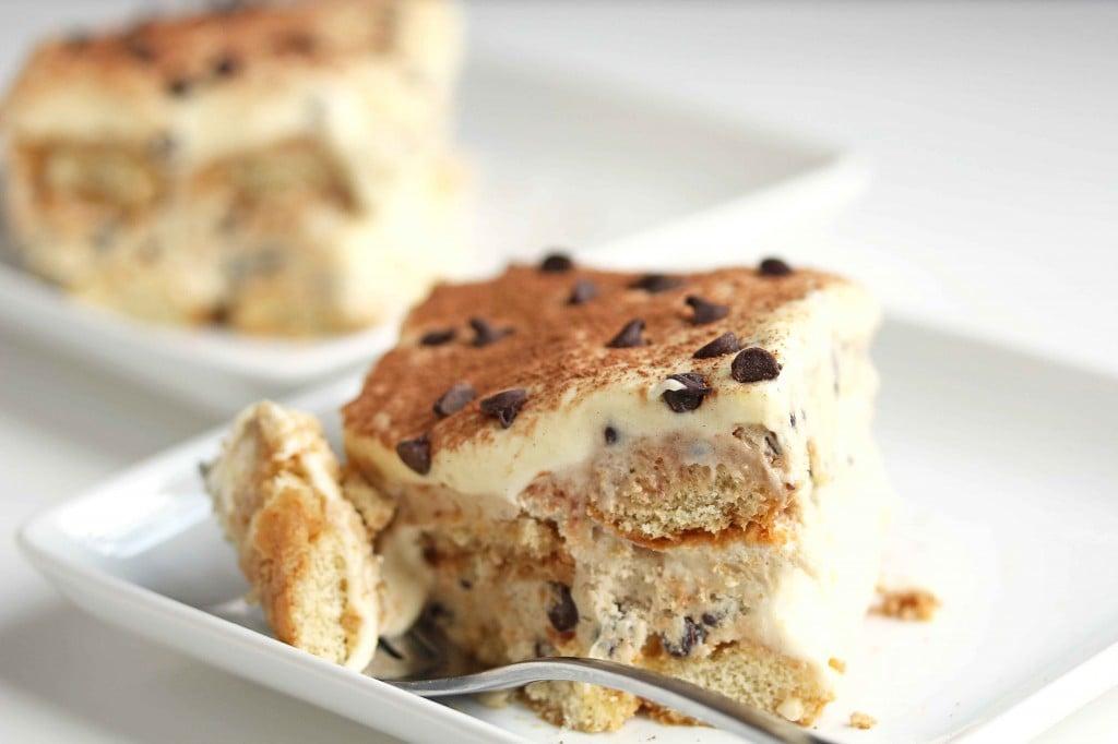 cookie dough tiramisu 3 1024x682 - Chocolate Chip Cookie Dough Tiramisu