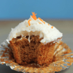 style me pretty carrot cupcakes