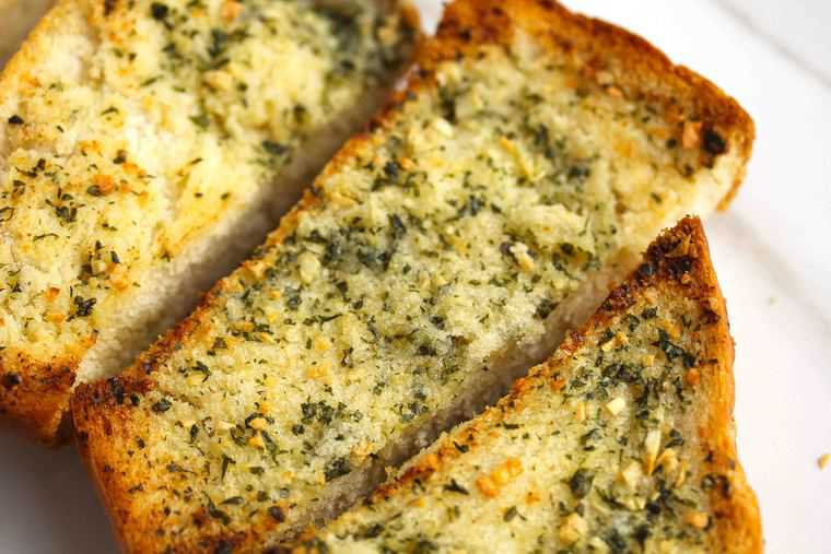 Garlic Bread Recipe — Dishmaps