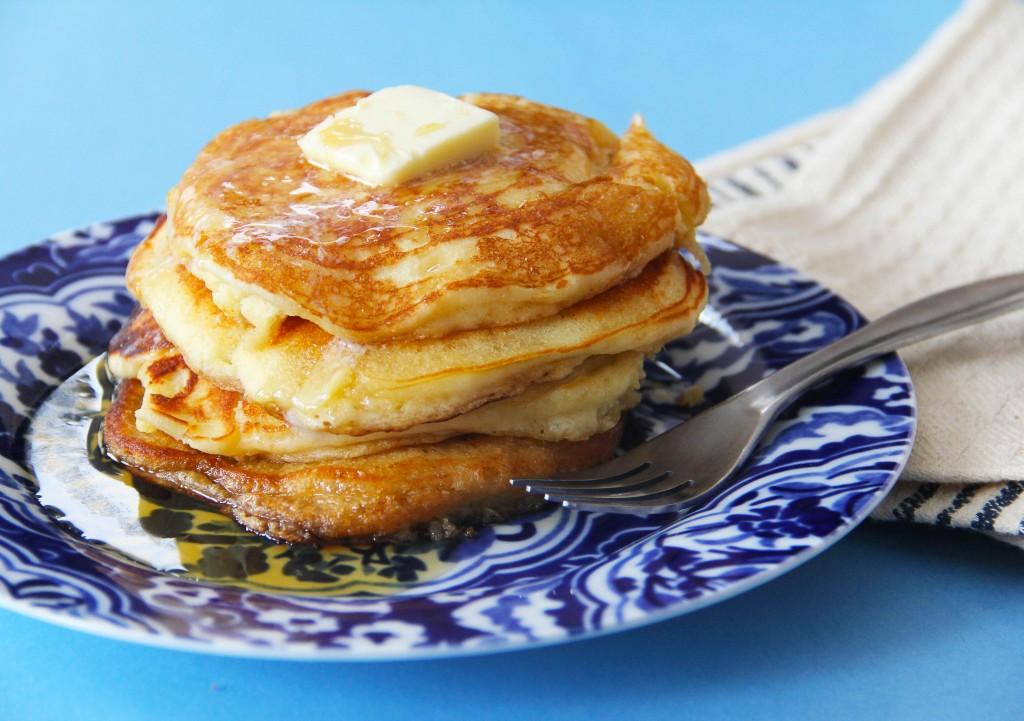 perfect classic pancakes