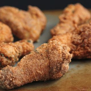Big Mama's Fried Chicken Recipe