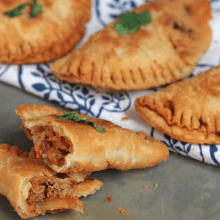 Ground Turkey Empanada Recipe (Ground Turkey Recipes)