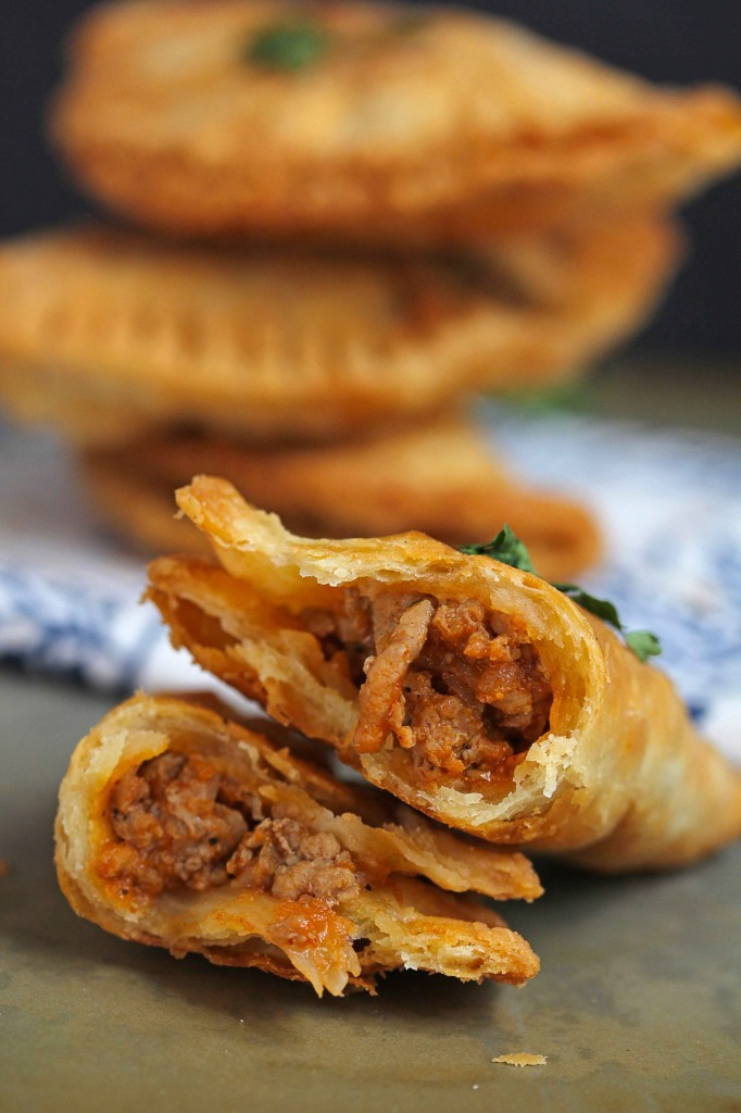 Turkey Empanadas Recipe | Grandbaby Cakes