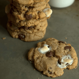 Jif S'more Peanut Butter Cookies