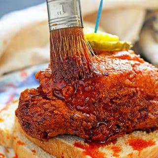 Nashville Hot Chicken Recipe and Carla Hall