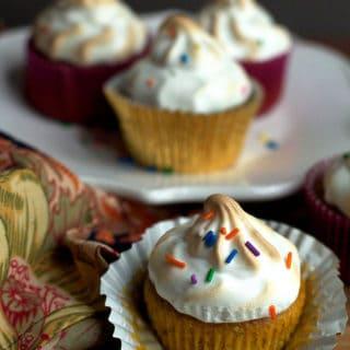 gbc sweet potato cupcakes 1 320x320 - Sweet Potato Cupcakes with Toasted Marshmallow