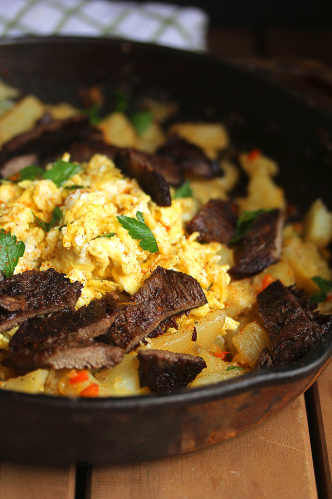Steak Hash | Grandbaby Cakes