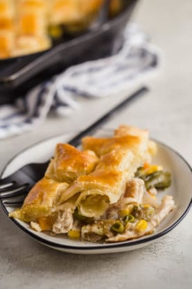 Chicken Pot Pie Recipe - Chicken Pot Pie