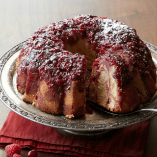 Berry Cake and BHG Ultimate Baking Challenge