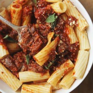 Nana's Italian Pot Roast