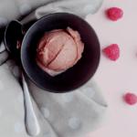 Raspberry Banana Ice Cream   Grandbaby Cakes