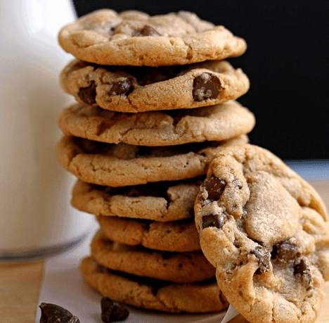 Chewy Chocolate Chip Cookies and the BEST Super Bowl Recipes | Grandbaby Cakes
