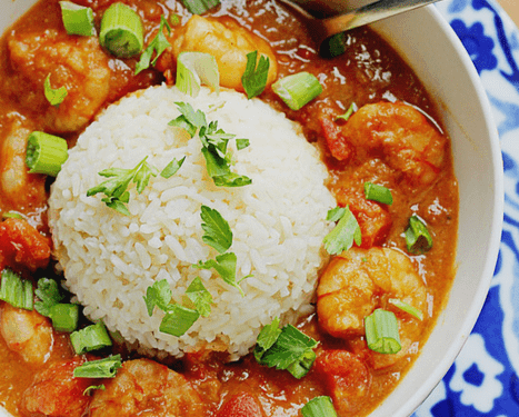 Shrimp Etouffee Recipe Authentic Nola Flavor Grandbaby Cakes