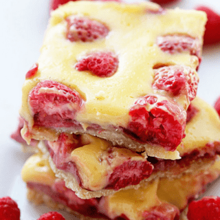 Raspberry Lemon Bars Recipe