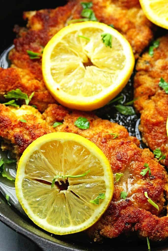 Breaded Chicken - How to Make Breaded Chicken